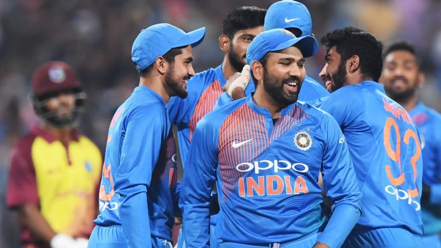INDvsWI- बतौर कप्तान रोहित शर्मा ने चेन्नई की जीत के साथ छोड़ा कई दिग्गजों को पीछे, बनाए ये बड़े रिकॉर्ड 2