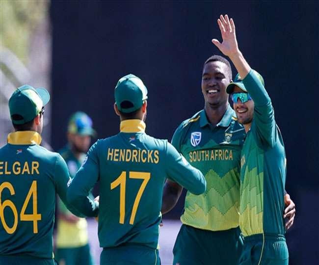CWC19- भारत के खिलाफ मैच से पहले आई खुशखबरी, टीम का सबसे खतरनाक गेंदबाज हुआ चोटिल 3