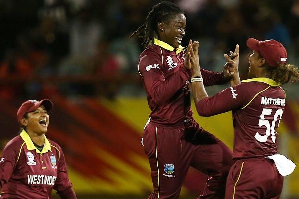 महिला टी-20 विश्व कप : वेस्टइंडीज ने इंग्लैंड को 4 विकेट से हराया