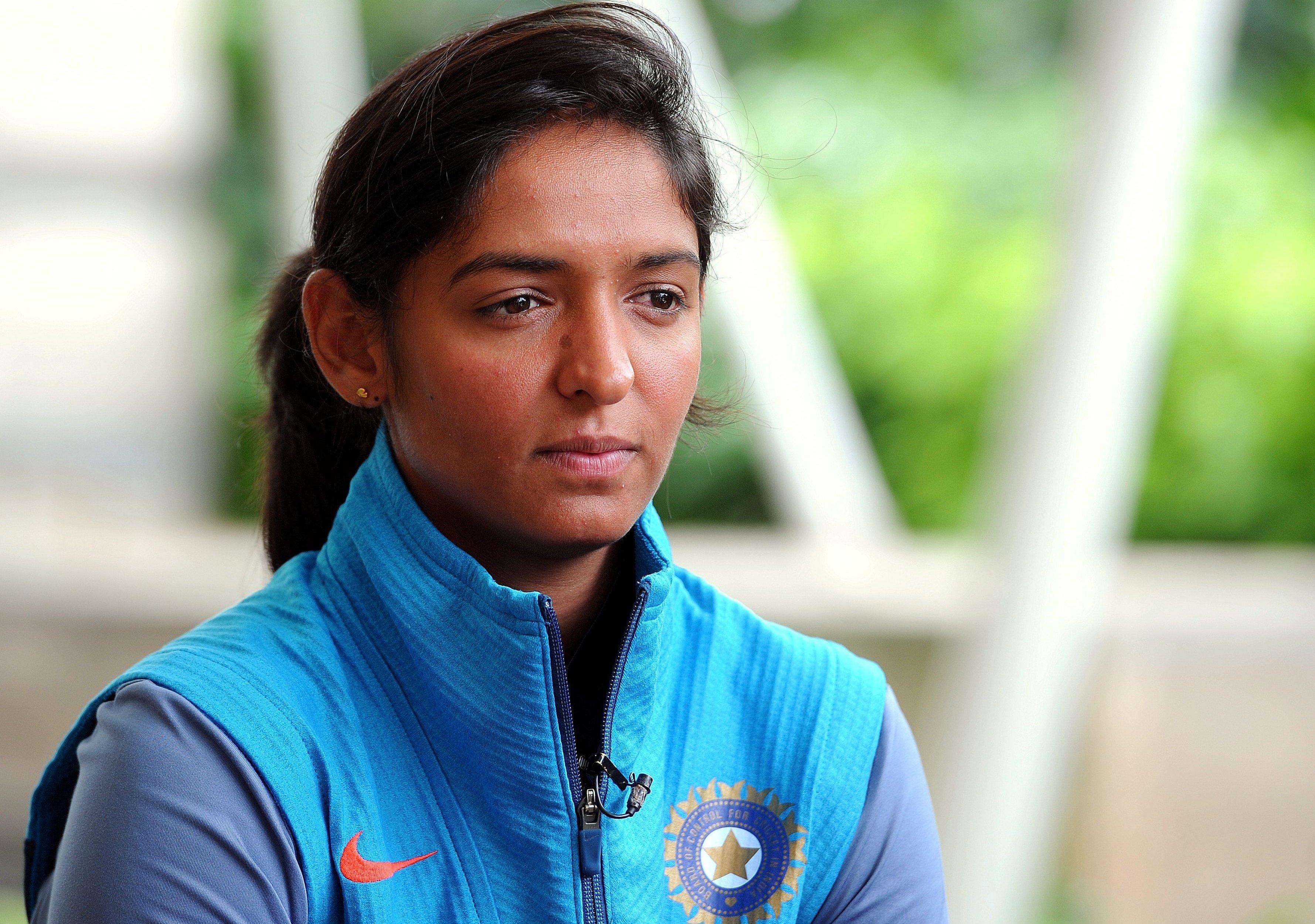 सचिन को नहीं, बल्कि बचपन से इस भारतीय खिलाड़ी को अपना आदर्श मानती हैं हरमनप्रीत कौर