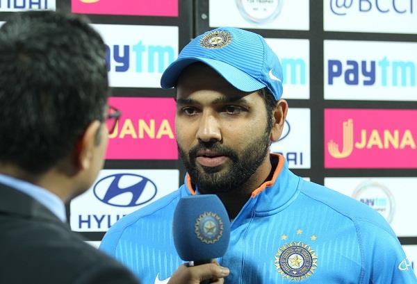 INDvsWI : भारत की जीत के बाद भी कप्तान रोहित ने कहा, इस डिपार्टमेंट में सुधार की जरुरत