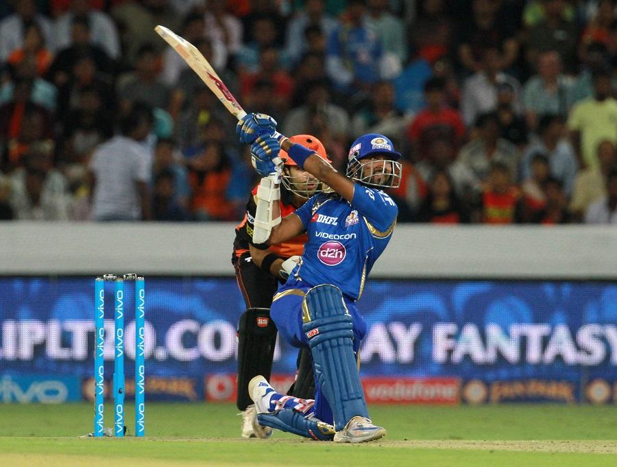 इंडियन प्रीमियर लीग 2016: सबसे बेहतरीन बल्लेबाजी स्ट्राइक रेट 8