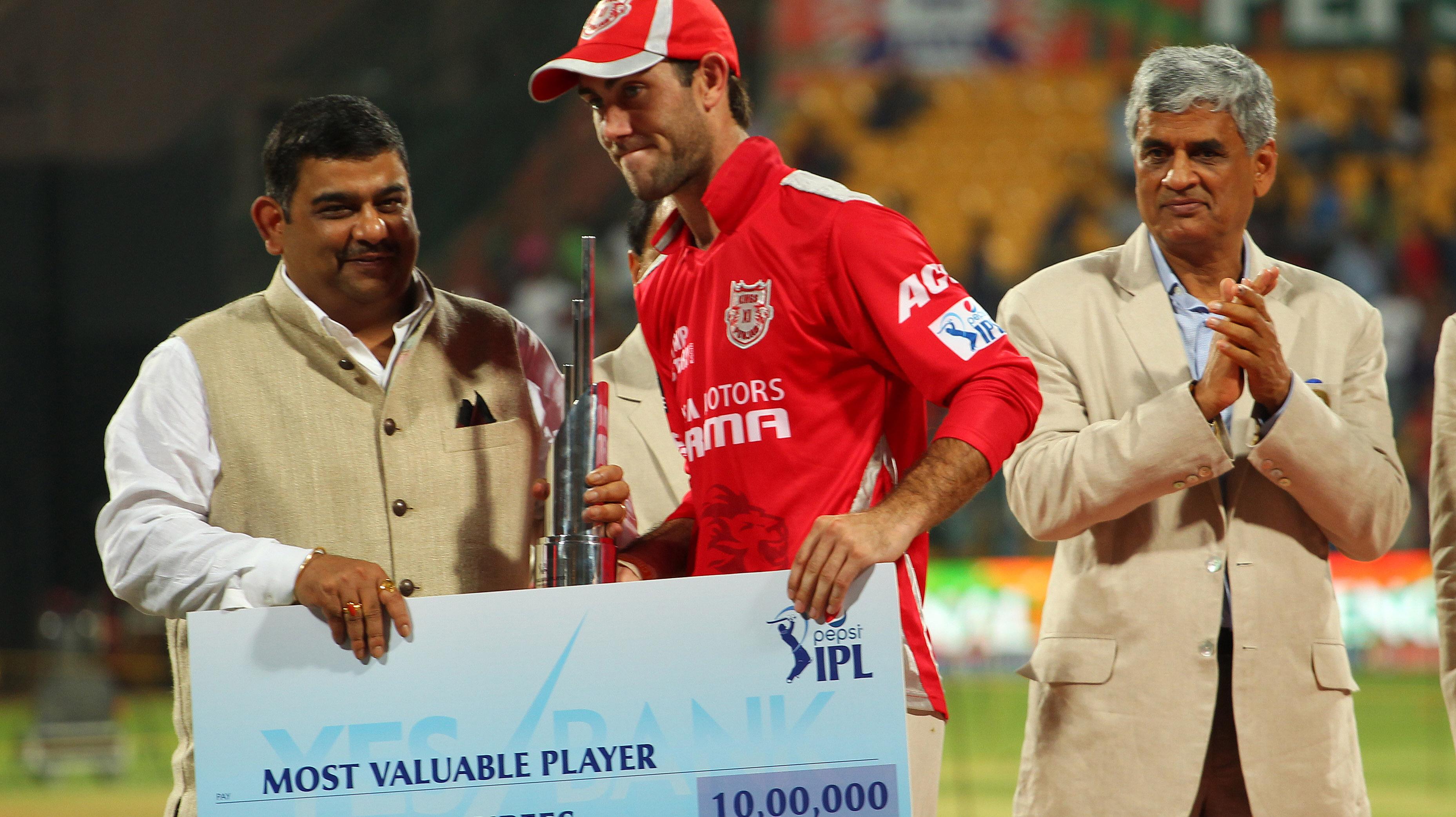 इंडियन प्रीमियर लीग 2014: खिलाड़ियों के पॉइंट्स 2