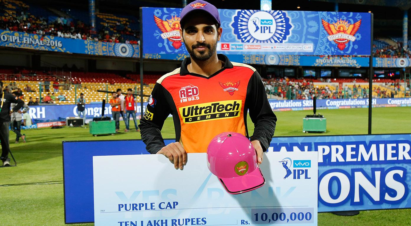 इंडियन प्रीमियर लीग 2016: सबसे ज्यादा विकेट 6