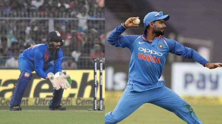 ऋषभ पंत के विकेटकीपिंग नहीं करने पर भड़का भारतीय टीम का यह पूर्व कप्तान