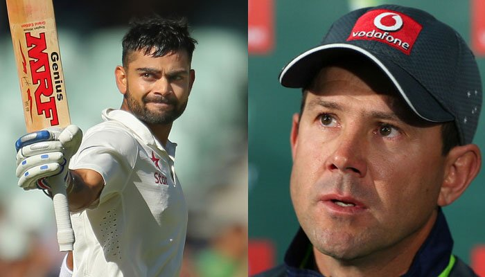 AUSvsIND- रिकी पोंटिंग की भविष्यवाणी टेस्ट सीरीज में विराट कोहली नहीं बल्कि ये कंगारू बल्लेबाज बनाएगा सबसे ज्यादा रन 44