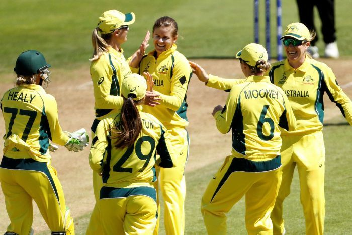 Women's T20 World Cup: Australia to beat New Zealand in semi-finals