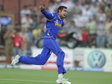 इंडियन प्रीमियर लीग 2009: सबसे बेहतरीन गेंदबाजी स्ट्राइक रेट 36
