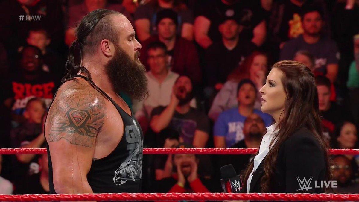 WWE रॉ रिजल्ट्स: 19 नवम्बर, 2018 1