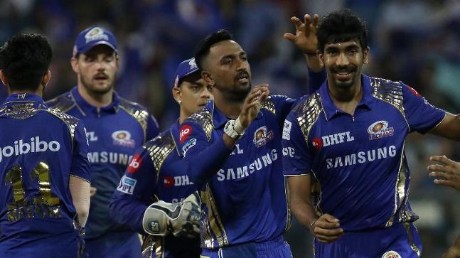 मुंबई इंडियंस ने 18 खिलाड़ियों को किया रिटेन