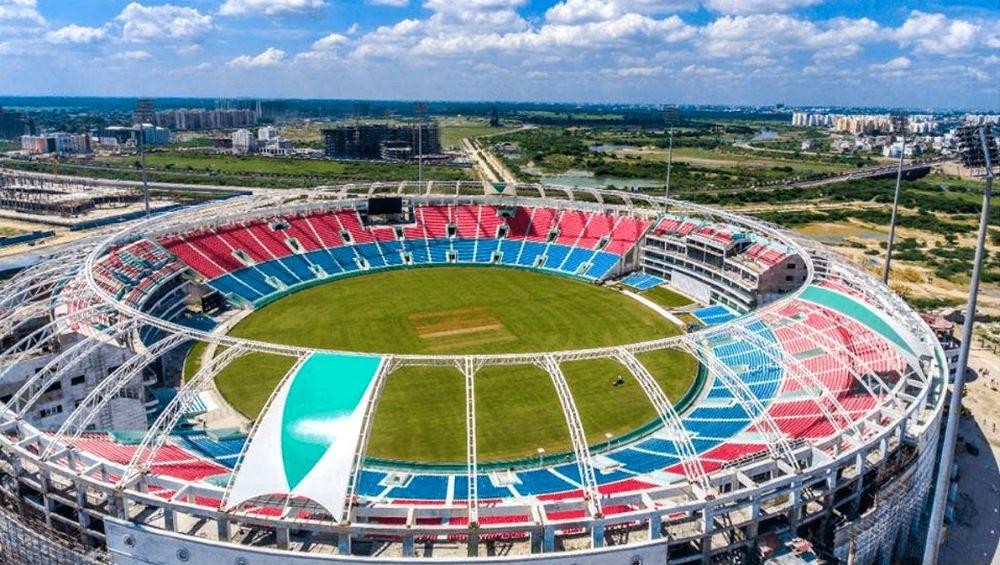 दूसरे टी-20 के लिए तैयार है इकाना स्टेडियम, 24 साल बाद होगा लखनऊ में मैच