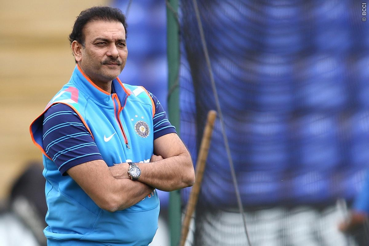 World Cup no longer tampering team: Shastri
