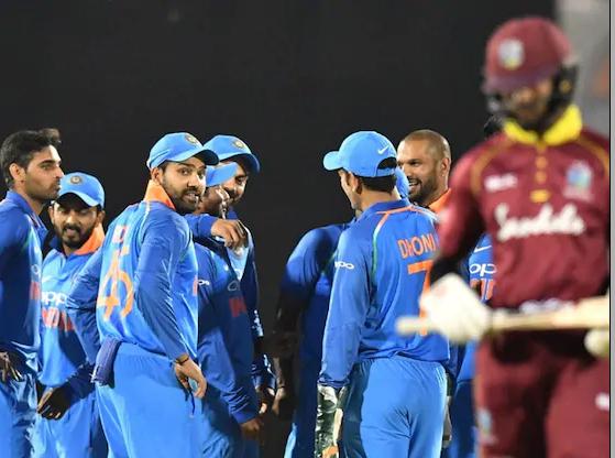INDvsWI: तीसरे टी-20 मैच में यह भारतीय खिलाड़ी कर सकता है अपना अंतर्राष्ट्रीय डेब्यू 22