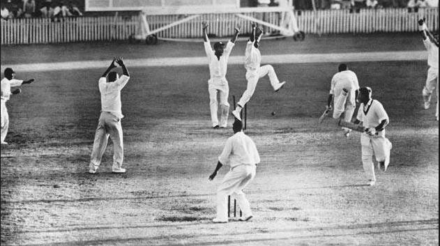 AUSvsIND: भारत और ऑस्ट्रेलिया के बीच इतिहास में खेले गये पांच रोमांचकारी टेस्ट मैच 1