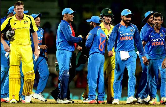 AUSvsIND- 3-0 से भारत के टी-20 सीरीज जीतने पर ऑस्ट्रेलिया को होगा नुकसान, तो इस स्थान पर पहुंच जाएगी टीम इंडिया 2