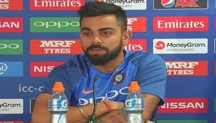 AUSvsIND: विराट कोहली ने बताया क्यों लोकेश राहुल को नंबर 3 से हटा खुद की बल्लेबाजी