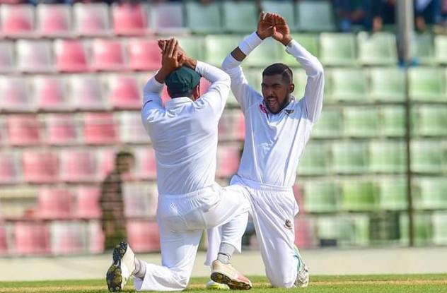 BAN vs ZIM: पहली पारी में 304 रनों पर आउट हुई जिम्बाब्वे, बांग्लादेश को 218 रनों की विशाल बढ़त 18