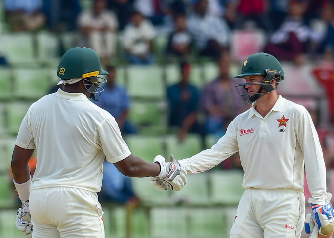 BAN v ZIM: पहले दिन शुरूआती झटके के बाद संभला जिंबाब्वे, 236 रन पर गिरे पांच विकेट 38