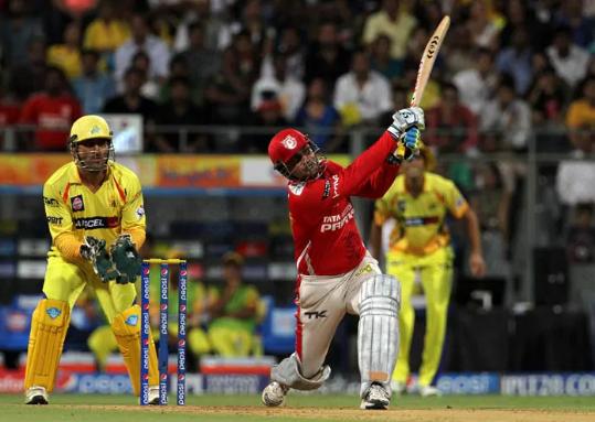 इंडियन प्रीमियर लीग 2014: सर्वोच्च व्यक्तिगत स्कोर 10