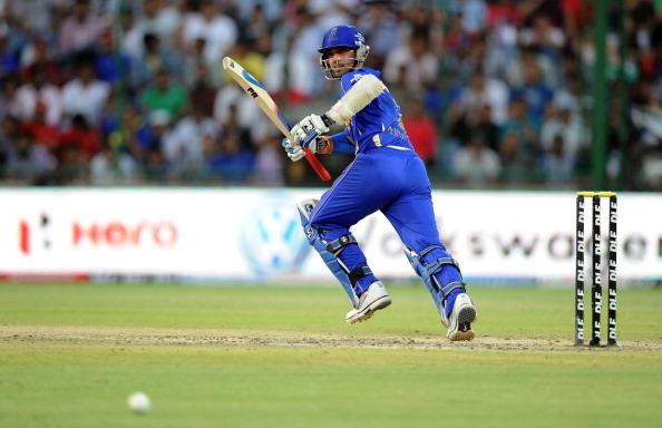 इंडियन प्रीमियर लीग 2012: सबसे ज्यादा चौके