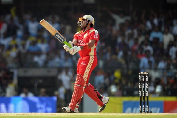 इंडियन प्रीमियर लीग 2010: सबसे ज्यादा छक्के 4