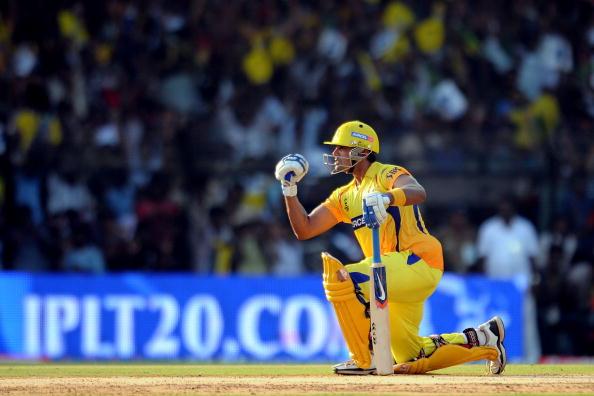 इंडियन प्रीमियर लीग 2010: सबसे ज्यादा शतक 1