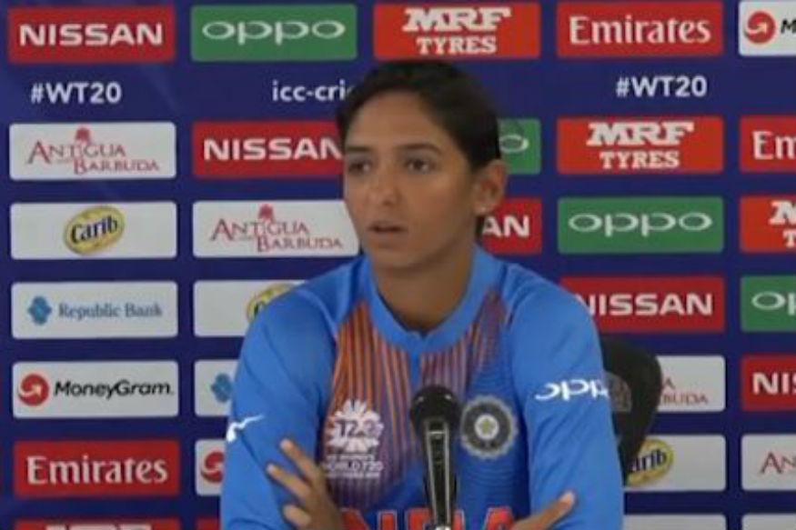 महिला टी-20 विश्व कप : हरमनप्रीत कौर ने इन खिलाड़ियों को दिया बांग्लादेश के खिलाफ मिली जीत का श्रेय 1