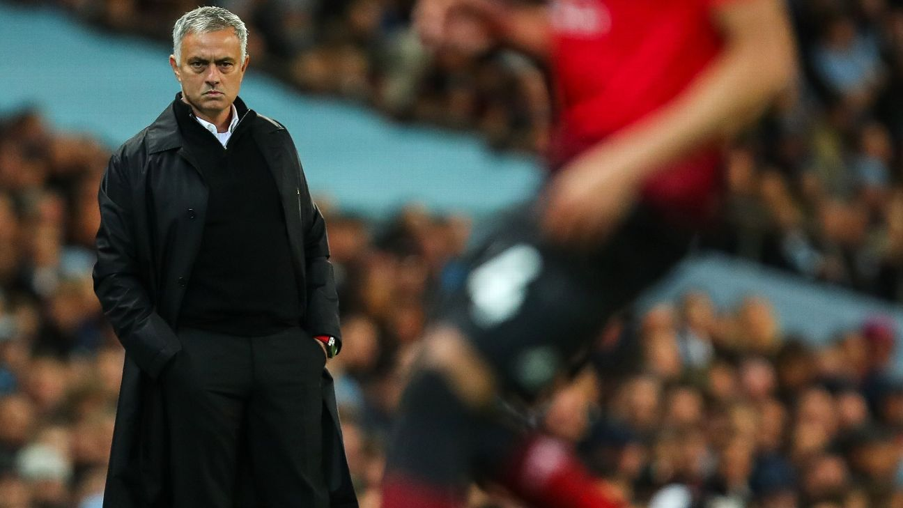United will not be affected by the defeat from the City: Mourinho