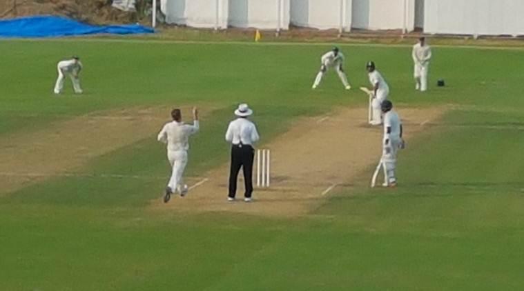 भारत-ए ने न्यूजीलैंड-ए के खिलाफ जल्दबाजी में घोषित कर दी पारी, अब न्यूज़ीलैंड के ठोस शुरुआत से बढ़ी परेशानी