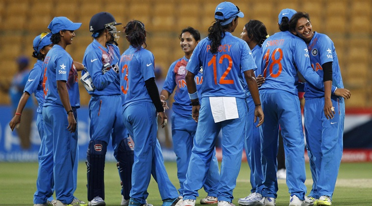 Indian women in semifinals face England