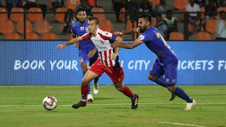 ISL-5: ATK prevented Mumbai from winning historically