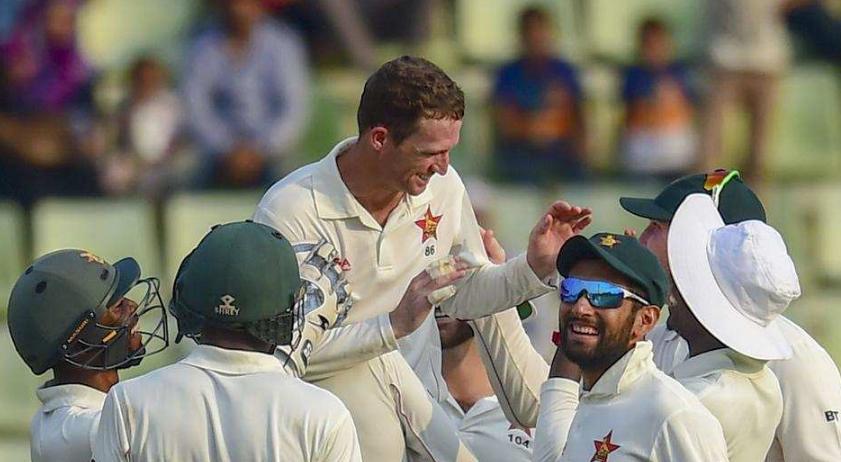 BANvsZIM: पहले टेस्ट में अपने घर में ही ज़िम्बाब्वे से हारी बांग्लादेश की टीम 33