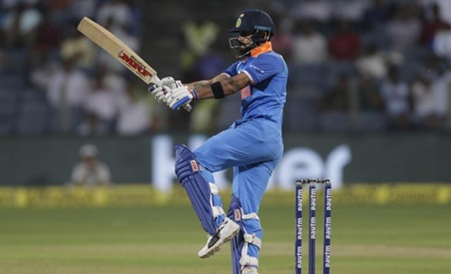 77 रन बनाते ही ऐसा करने वाले दुनिया के पहले और एकलौते बल्लेबाज बन जायेंगे विराट कोहली 2