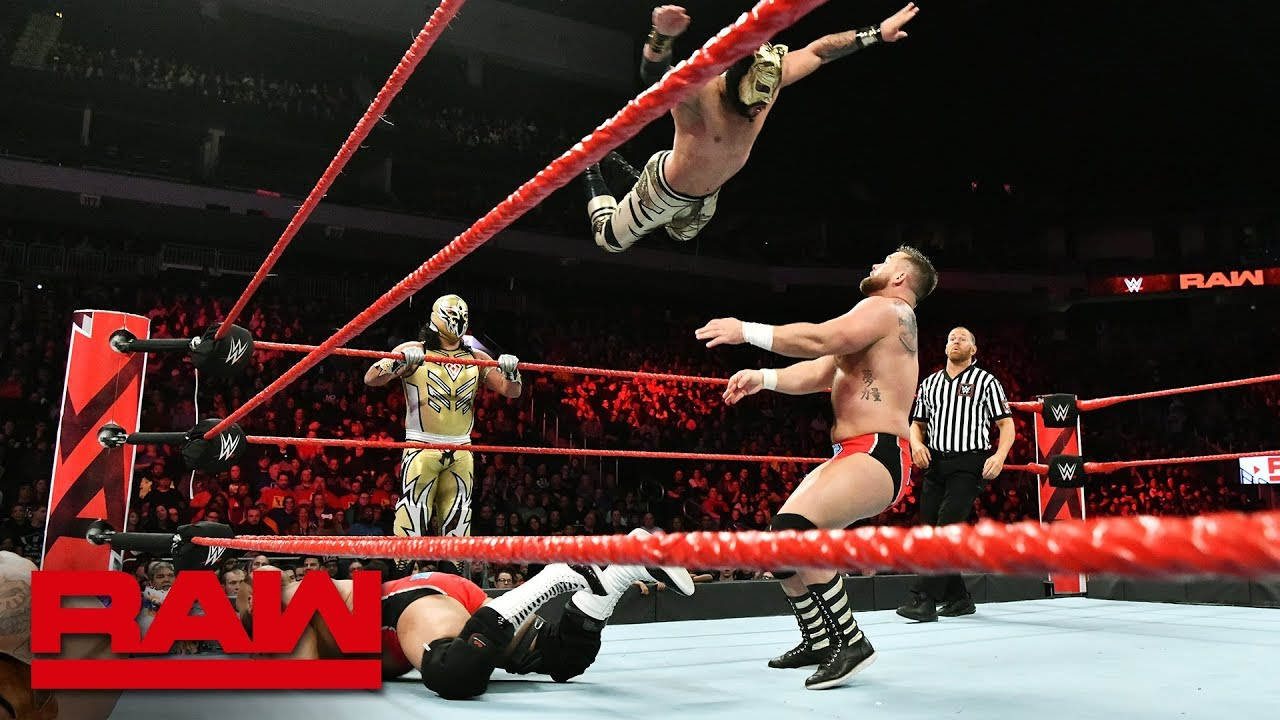 WWE रॉ रिजल्ट्स: 26 नवम्बर, 2018 1