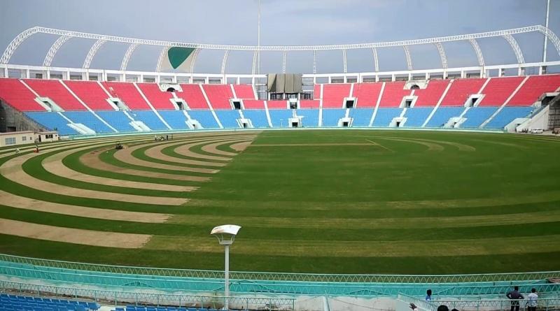 दूसरे टी-20 के लिए तैयार है इकाना स्टेडियम, 24 साल बाद होगा लखनऊ में मैच 2