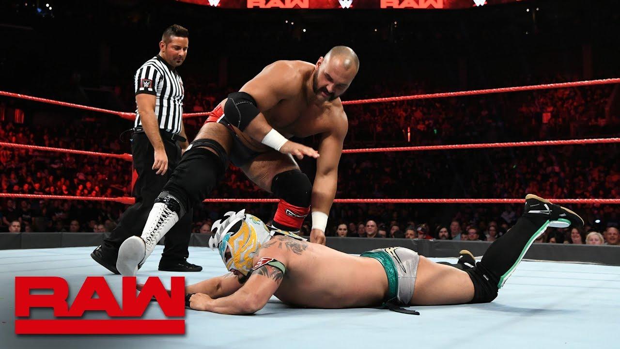 WWE रॉ रिजल्ट्स: 19 नवम्बर, 2018 3