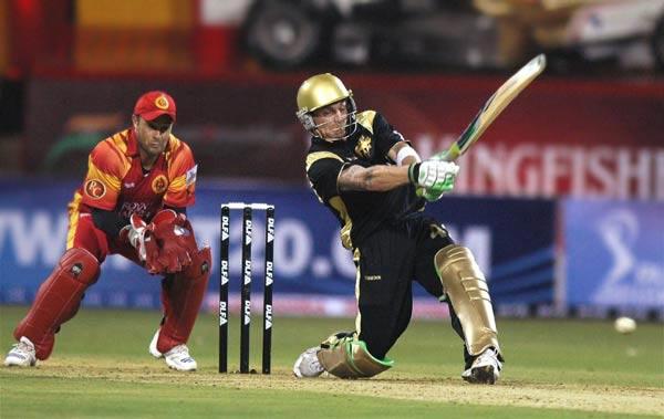 इंडियन प्रीमियर लीग 2008: सबसे ज्यादा बैटिंग स्ट्राइक रेट