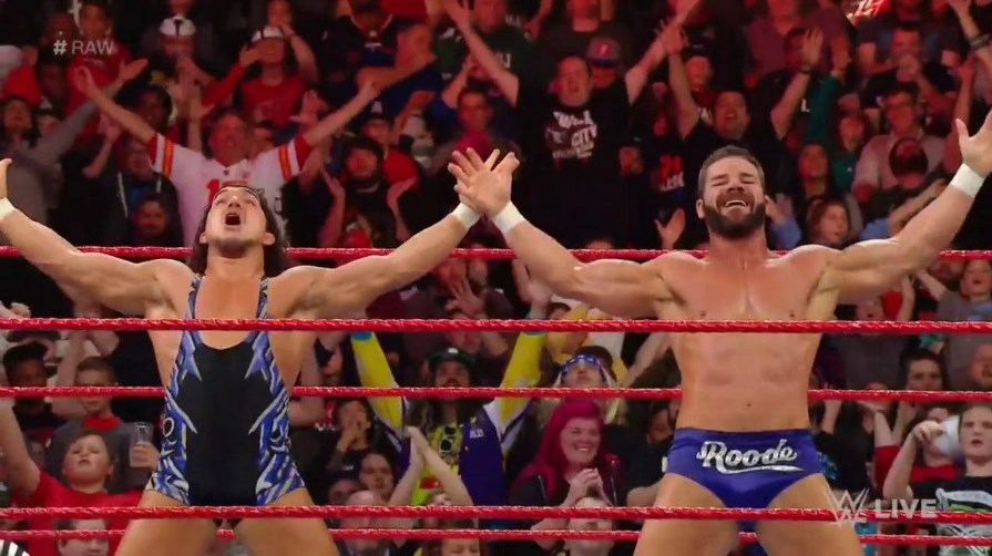 WWE रॉ रिजल्ट्स: 19 नवम्बर, 2018 5