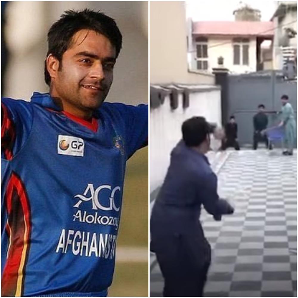वीडियो : राशिद खान के बड़े भाई ने मचाई धूम, राशिद से भी ज्यादा गेंद को कराते हैं टर्न 8