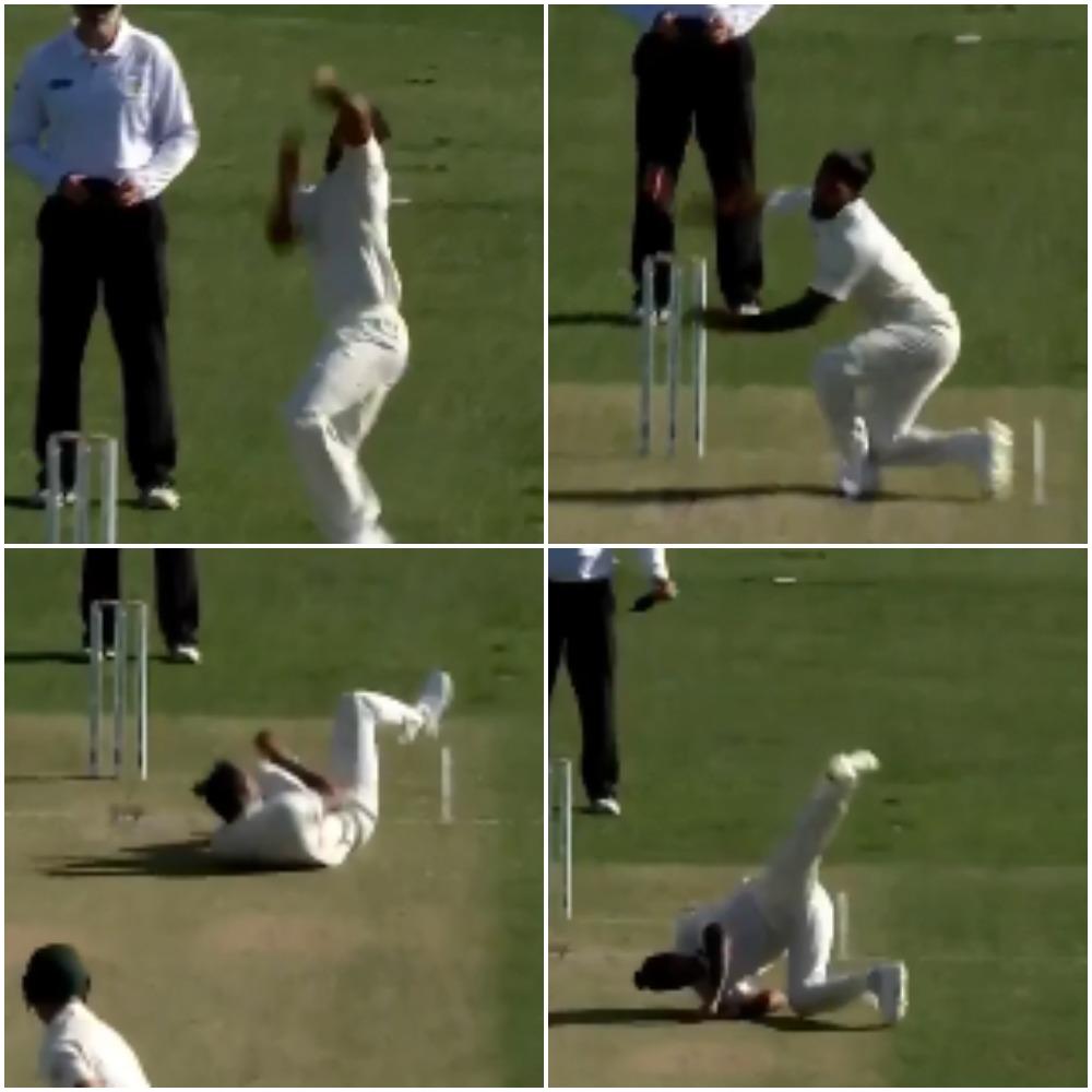 वीडियो: ऑस्ट्रेलिया के खिलाफ अभ्यास मैच में गेंदबाजी के दौरान उमेश यादव के साथ हुआ दर्दनाक हादसा, परेशान हुई भारतीय टीम 64