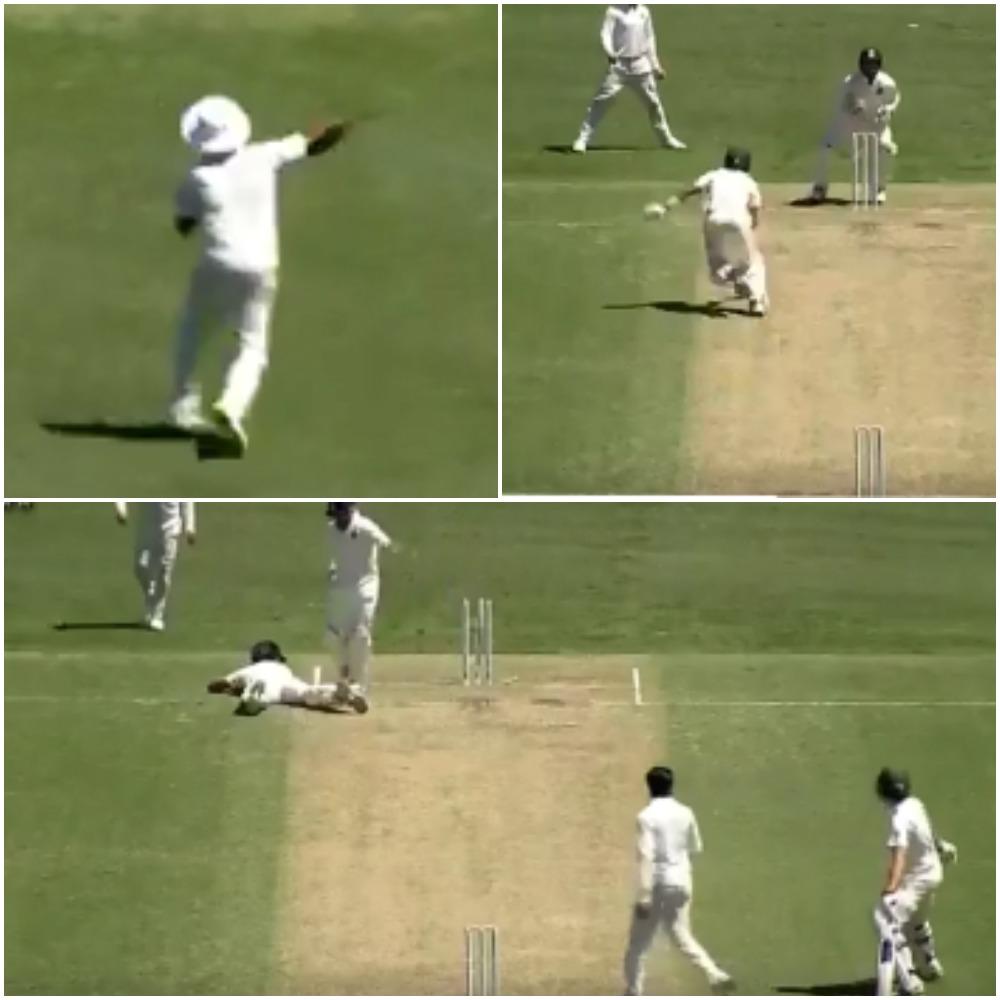 वीडियो: भारत के खिलाफ प्रैक्टिस मैच में, अजीबोगरीब तरीके से आउट हुआ यह ऑस्ट्रेलियाई खिलाड़ी 16