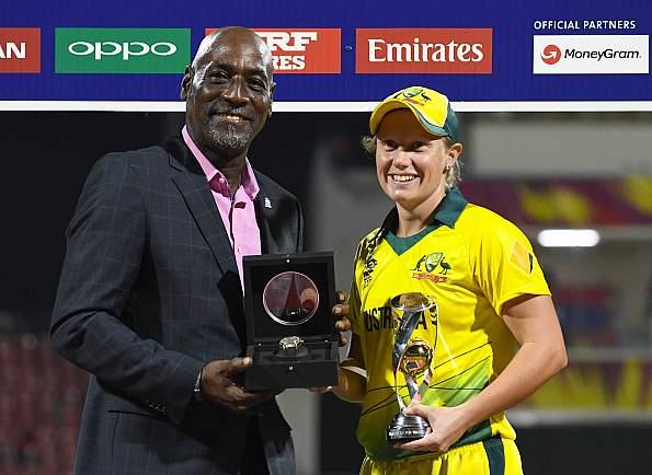 आईसीसी महिला वर्ल्ड टी-20: एलिसा हिली और मिचेल स्टार्क ने क्रिकेट कपल के रूप में बनाया ये विश्व रिकॉर्ड