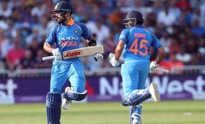 INDvsWI, पांचवां वनडे: सीरीज जीत के बाद विराट कोहली ने इस खिलाड़ी को किया याद