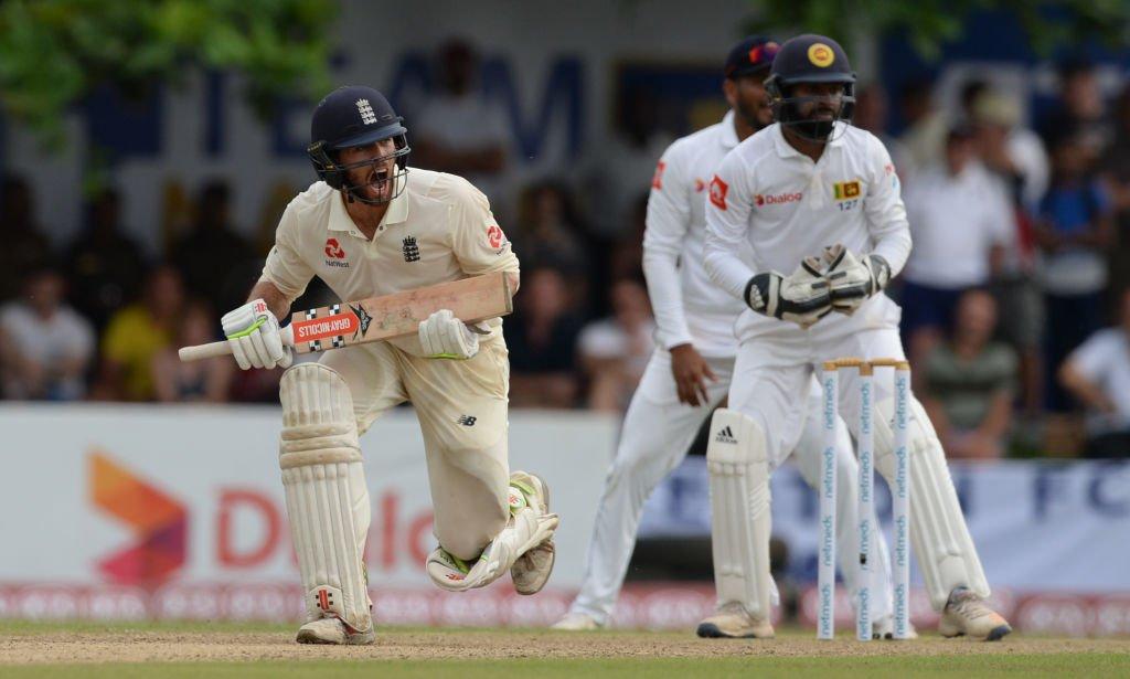 SRIvsENG : इंग्लैंड ने अपनी पहली पारी में बनाये 285 रन, देखे मैच का पूरा स्कोरकार्ड