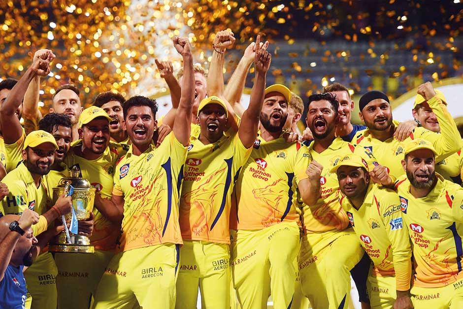 आईपीएल 2019 में चेन्नई सुपर किंग्स के पास मौजूद है सबसे बेहतरीन प्लेइंग इलेवन जो फिर बन सकती है विजेता