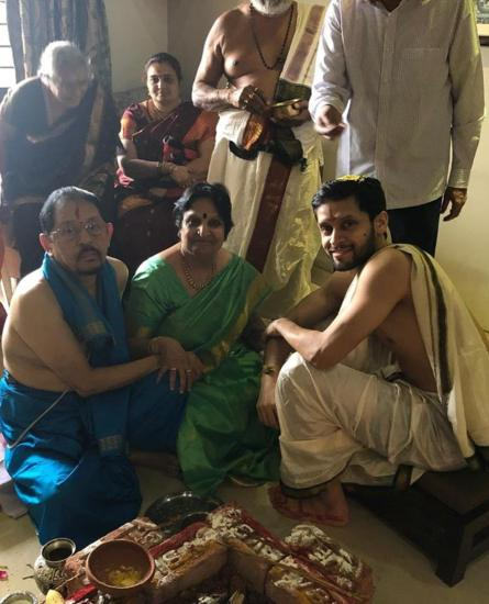 एक-दूजे के हुए साइना नेहवाल और पी. कश्यप, शादी की पहली तस्वीर आई सामने, देखें तस्वीरें 4