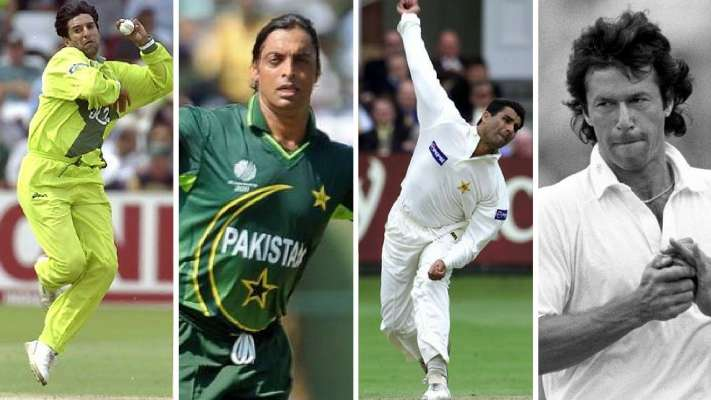 वीडियो- पाकिस्तान को मिला एक और खतरनाक युवा तेज गेंदबाज, स्विंग के मामले में अकरम और वकार को भी दे रहा टक्कर 2