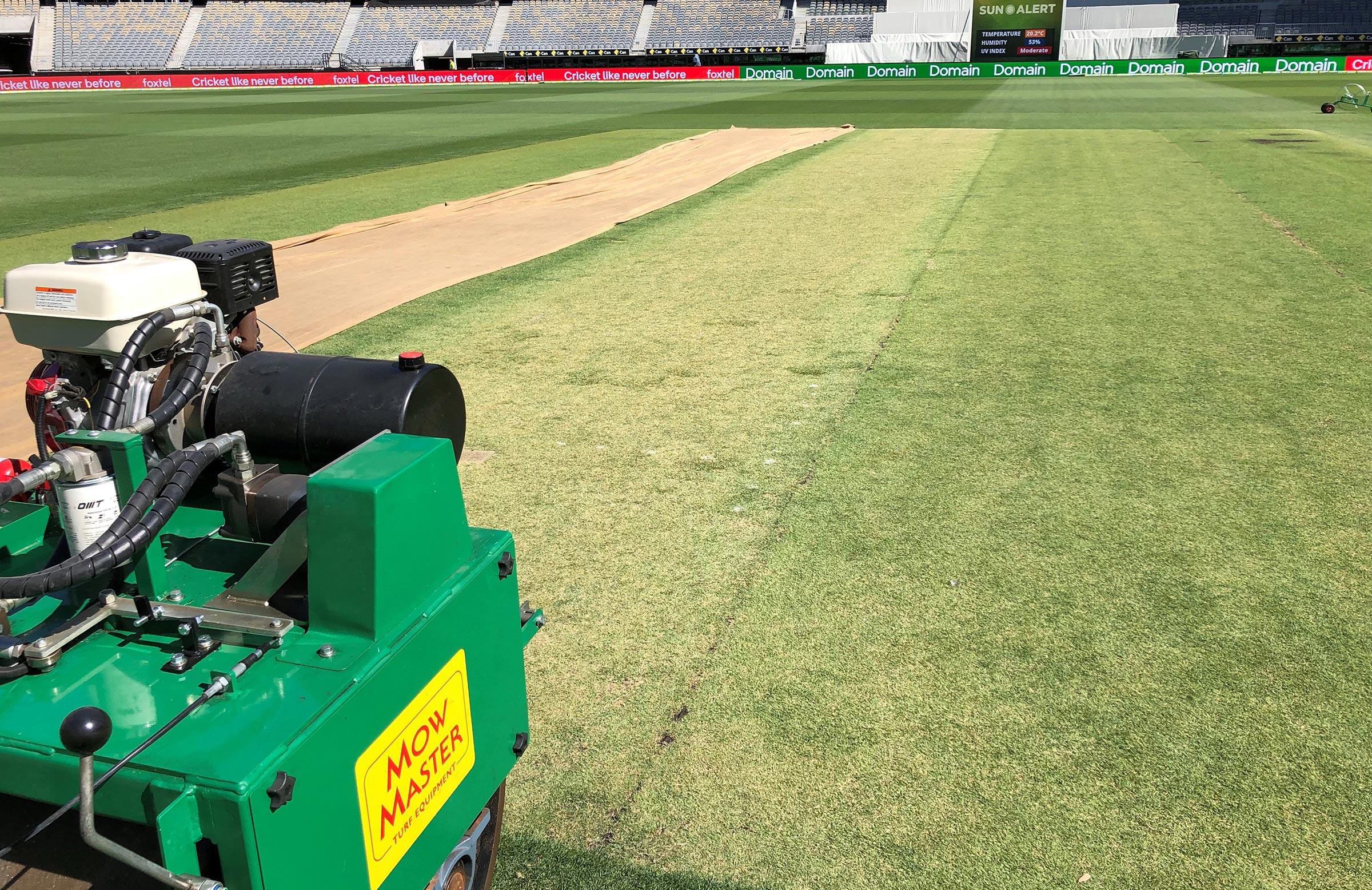 AUSvsIND: क्यूरेटर का खुलासा, पर्थ टेस्ट के लिए ऐसी विकेट बनाने का मिला था क्रिकेट ऑस्ट्रेलिया से आदेश