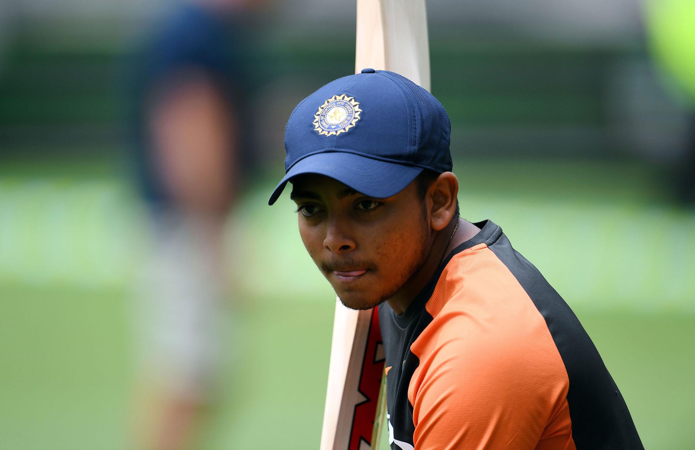 चोट से उबर रहे भातीय टीम के युवा बल्लेबाज पृथ्वी शॉ ने भरी हुंकार, कहा 'अपना टाइम आएगा, चोट से फिट होकर मैं रन बनायेगा..'