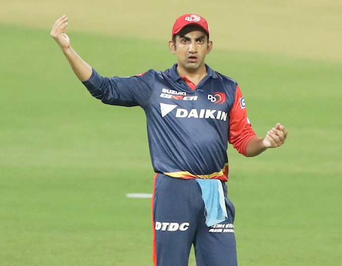 जल्द आईपीएल फ्रेंचाइजी दिल्ली कैपिटल्स के को-ओनर बन सकते है गौतम गंभीर : REPORT 3